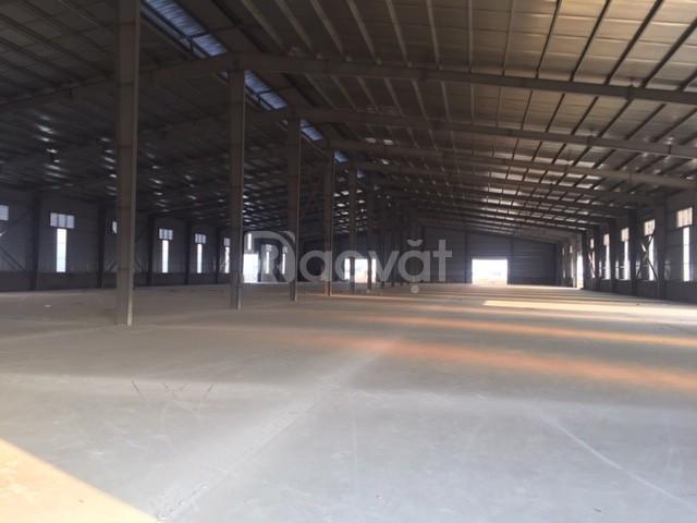 Bán kho xưởng DT 8600m2 KCN Vsip Từ Sơn Bắc Ninh