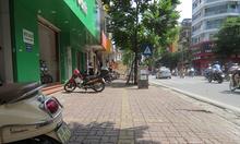 Bán nhà mặt phố Đại Cồ Việt, DT 32m2, 4 tầng, mặt tiền 3,5m, vuông đẹp