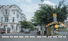 Cho thuê nhà phố căn góc Cityland Garden Hills đối diện Emart