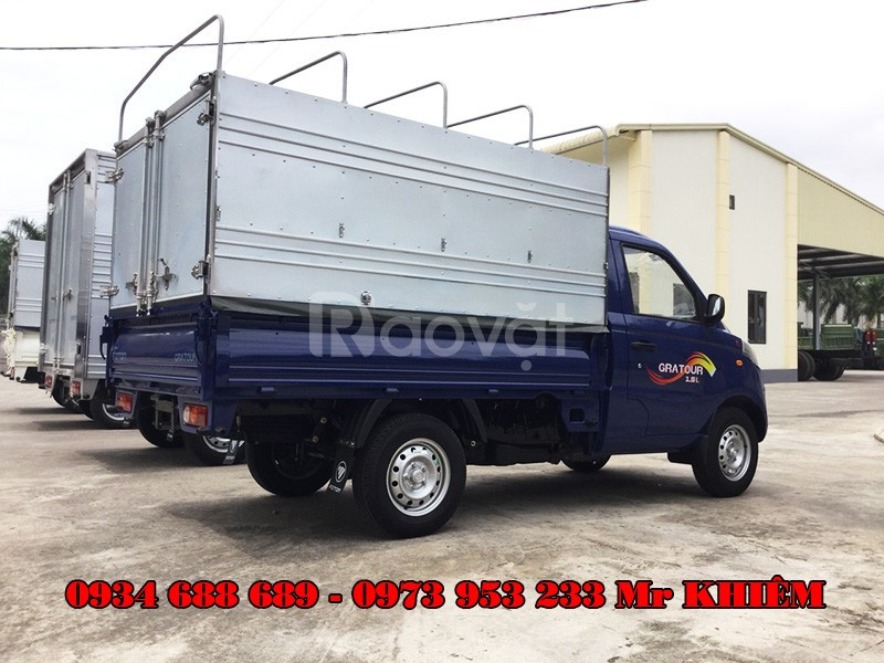 Xe tải nhỏ dưới 1 tấn foton bán xe tải trả góp giá tốt