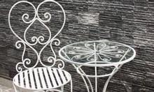 Bàn ghế sắt mỹ thuật Nguyên Phong
