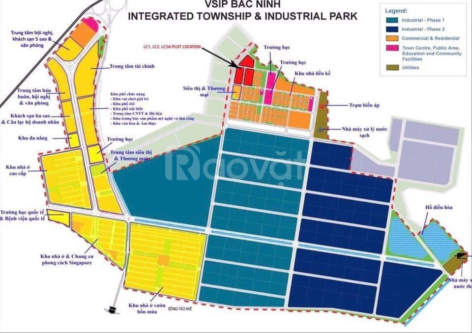 Mở bán dự án bđs mới tại Bắc Ninh, cơ hội đầu tư bđs f1 cho dân đầu tư