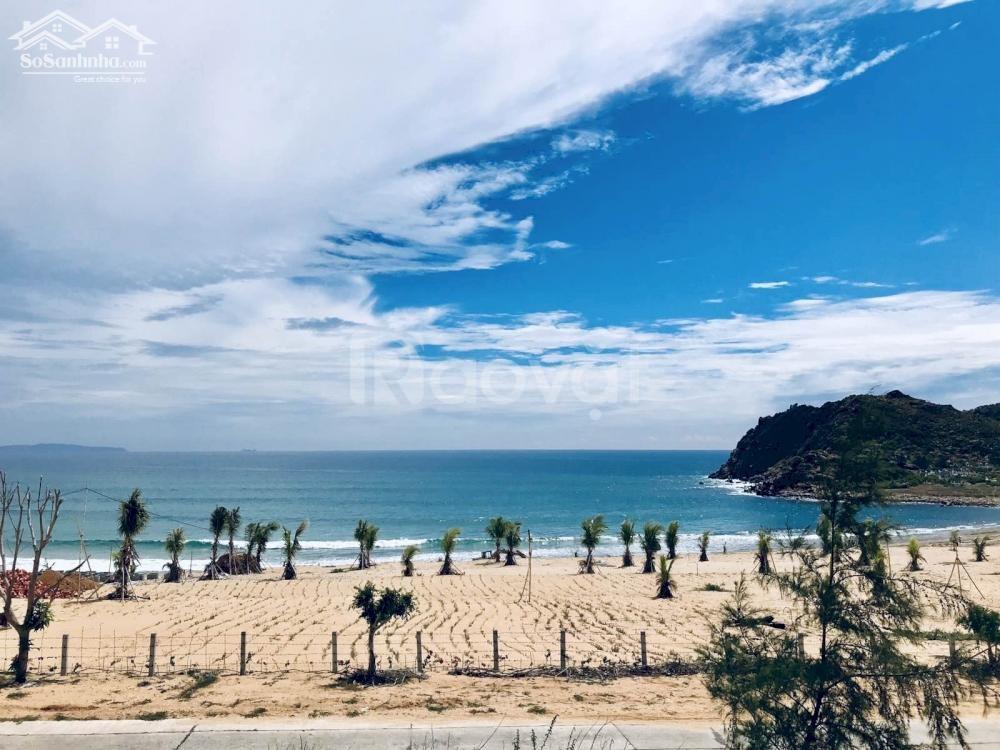 Đất nền Hòa Lợi, biển Tuy Hòa, sổ đỏ, 3 mặt view biển.