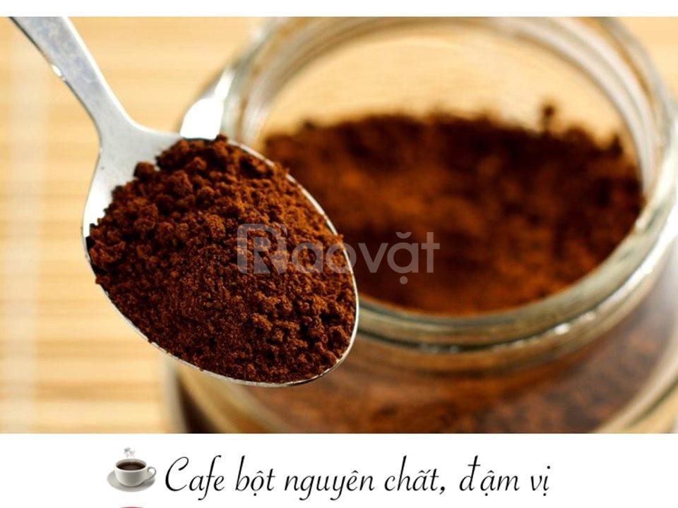 Cà phê rang xay nguyên chất đậm vị giá sỉ toàn quốc