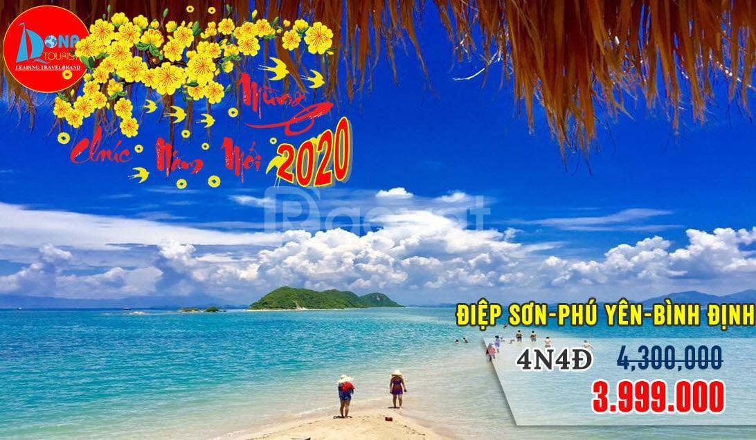 Tour du lịch tết 2020