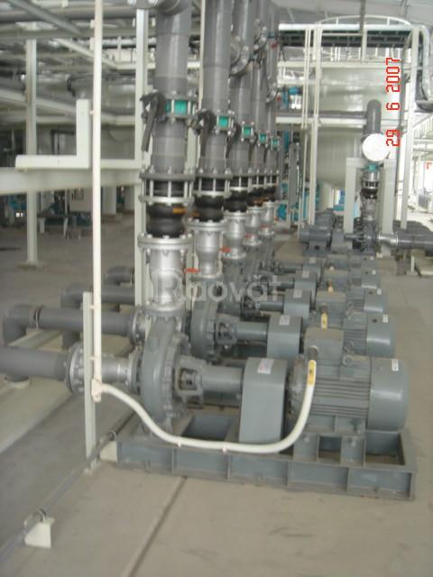 Thi công chế tạo, lắp máy, thiết bị, hệ thống đường ống, lắp điện