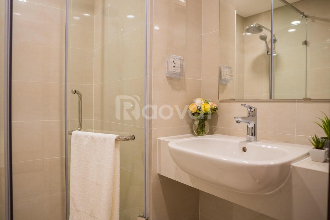 Nhận giữ chỗ Block HR3 căn hộ cao cấp Full nội thất Eco Green Q7