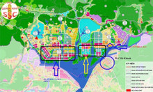 Đất nền phân lô mặt vịnh khu Hạ Long mở rộng