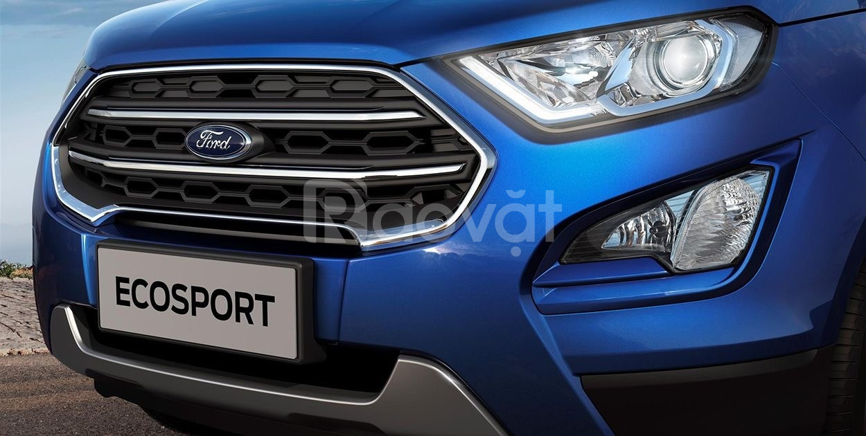 Ford Ecosport - Chuyên gia đường phố