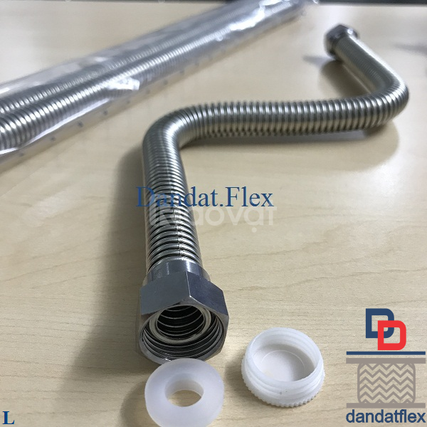 Dây dẫn nước inox, dây dẫn nước mềm inox, dây cấp nước mềm inox 304