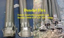 Báo giá nhanh: Ống nối mềm, Ống nối mềm chịu nhiệt, Ống chống rung