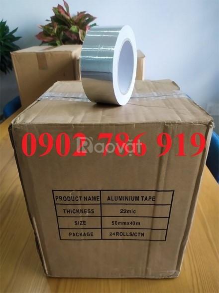 Thanh lý băng keo nhôm aluminium giá dọn kho