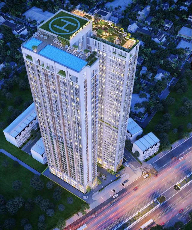 Chung cư sở hữu trọn đời view biển Nha Trang DT 45m2-138m2 TTTM hạng A