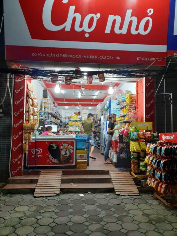 Chính chủ bán nhà mặt phố, VT kinh doanh đẹp tại Mai Dịch, Cầu Giấy.