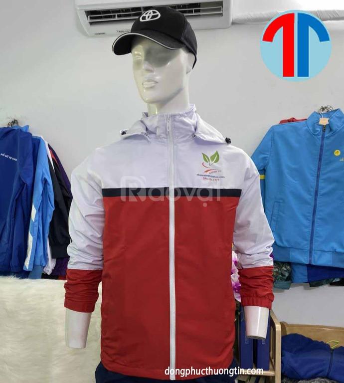 Công ty may áo khoác đồng phục giá rẻ trên toàn quốc