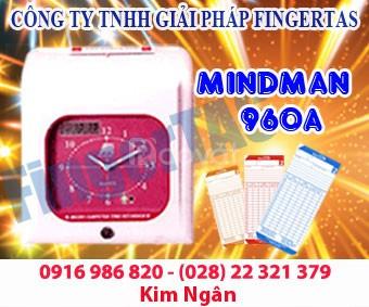 Phân phối máy chấm công thẻ giấy toàn quốc giá cạnh tranh