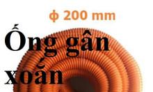 Ống gân nhựa xoắn HDPE 150/195 chính hãng giá rẻ