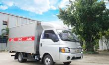 Xe tải Jac X5 990kg tặng trước bạ 100%