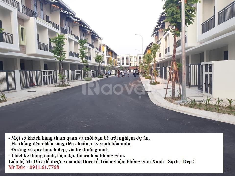 Centa City - Mặt bằng kinh doanh phố đi bộ