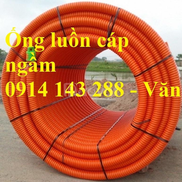 Ống gân xoắn HDPE chịu lực 160/210 chính hãng giá rẻ (ảnh 7)