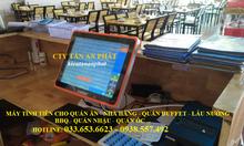 Máy tính tiền Pos cho quán ăn, quán nhậutại Bình Phước