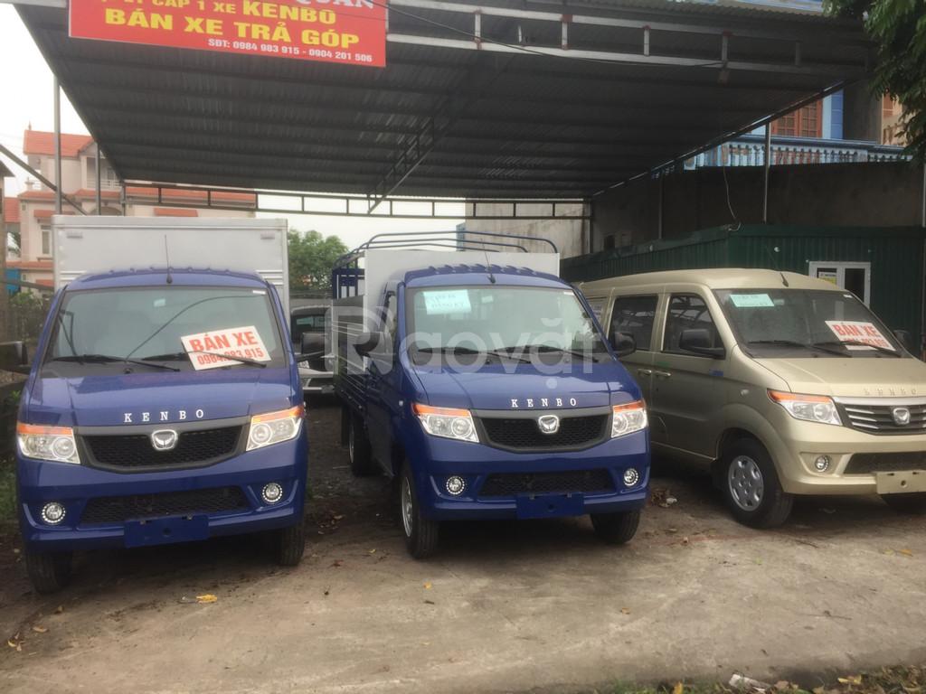 Xe tải kenbo van 2 chỗ giá công khai 184 triệu