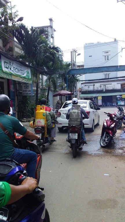 Cần bán nhà MT đường Bùi Đình Tuý, P.12,  Bình Thạnh (ảnh 4)