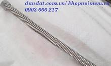 Vật tư inox 304 dây dẫn nước, ống cấp nước mềm, dây dẫn nước inox 304