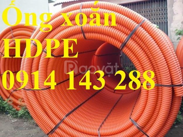 Ưu điểm khi sử dụng ống gân xoắn HDPE khi dùng dẫn cáp ngầm