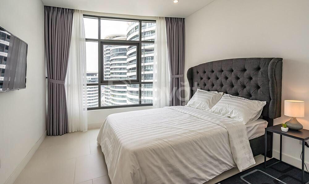 Cho thuê căn hộ 1 phòng ngủ, City Garden