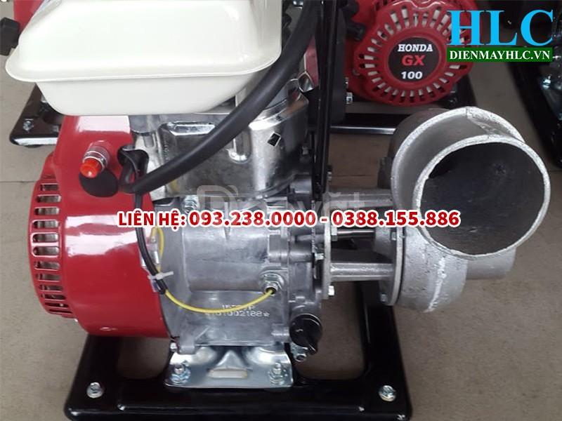 Phân phối máy bơm nước chạy xăng Honda gx100 chính hãng