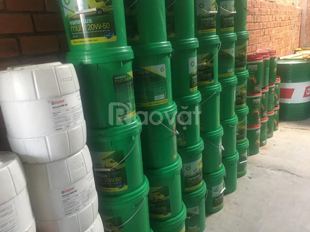 Chuyên phân phối dầu nhớt động cơ Castrol BP chính hãng (ảnh 2)