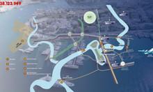 Bán lô nhà phố dự án Manhattan Island vị trí đẹp, view sông