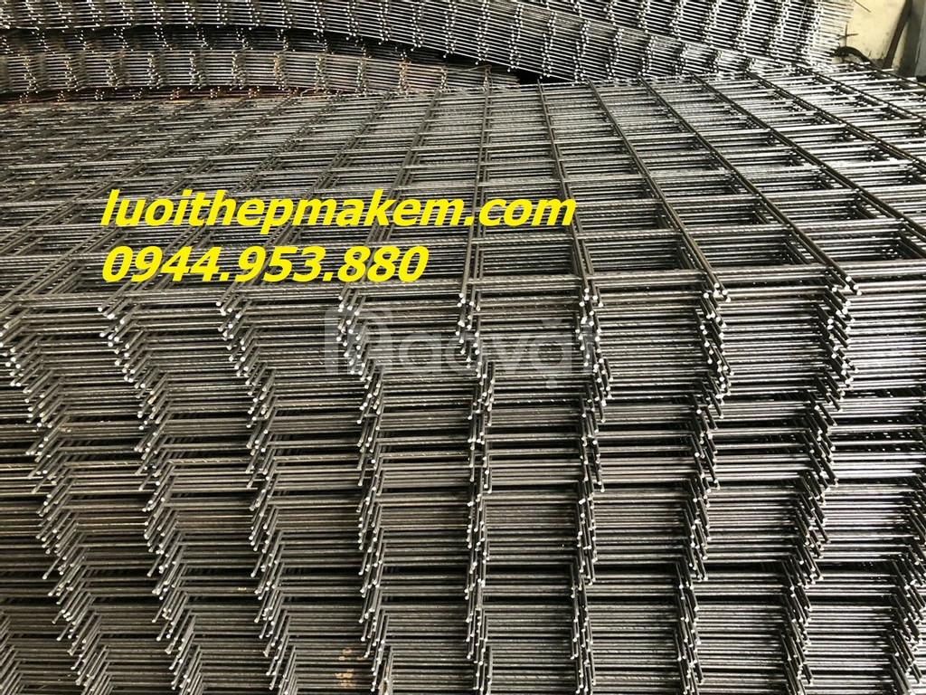 Lưới thép hàn D4 a100x100, D4 a200x200 lưới thép đổ sàn