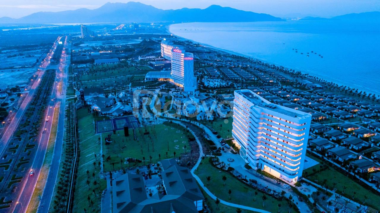 Biệt thự biển Movenpick Cam Ranh - mua trực tiếp CĐT - nhận nhà ngay