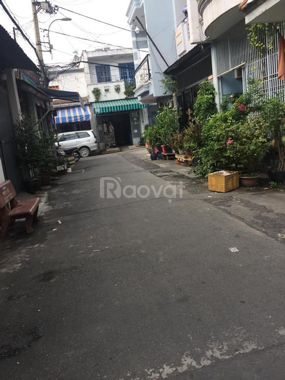 Bán nhà HXH đường Dương Văn Dương P Tân Quý Q Tân Phú .