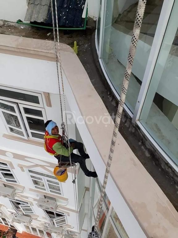 Dây đu sơn nước, dây đu sơn nhà, giáo dây lăn sơn chất lượng cao
