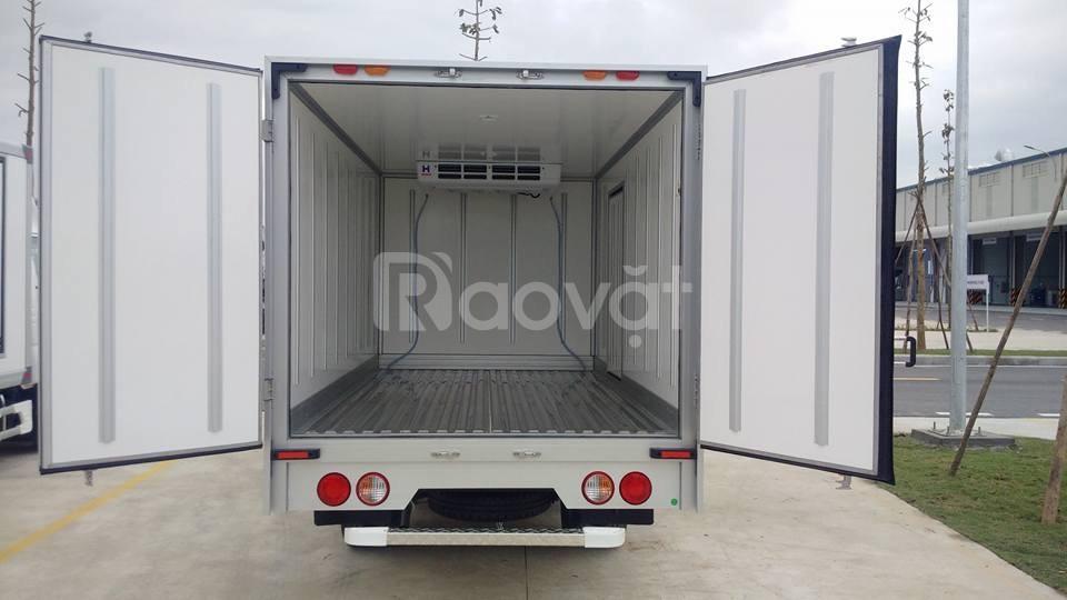 k250 đông lạnh, tải trọng 2 tấn