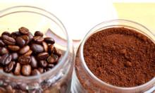 Cà phê hạt sạch nguyên chất thơm ngon đậm vị