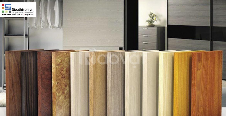 Lựa chọn dòng sơn PU cho đồ gỗ nội thất dòng nào thì tốt