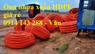 Ống gân xoắn HDPE chịu lực 160/210 chính hãng giá rẻ (ảnh 3)