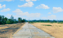 Đất nền biển Phú  Yên – 3 mặt view biển - Giá chỉ 7.5triệu/m2