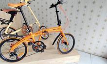 Xe đạp gấp Nhật giá phải chăng