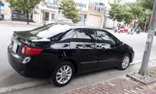 Bán xe Corolla altis 2.0V màu đen đời 2010