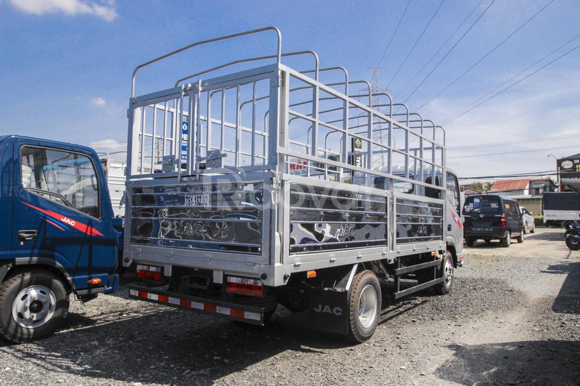 Xe tải JAC 1.99 tấn máy Isuzu