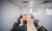 Cho thuê văn phòng trọn gói, chỗ ngồi cố định tại tòa CTM 299 Cầu Giấy