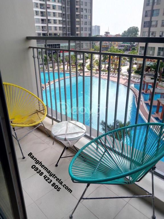 Bàn ghế acapulco