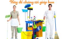 Dịch vụ vệ sinh trọn gói giá rẻ