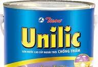 Đại lý chính hãng sơn nước tison Unilic nội thất giá rẻ