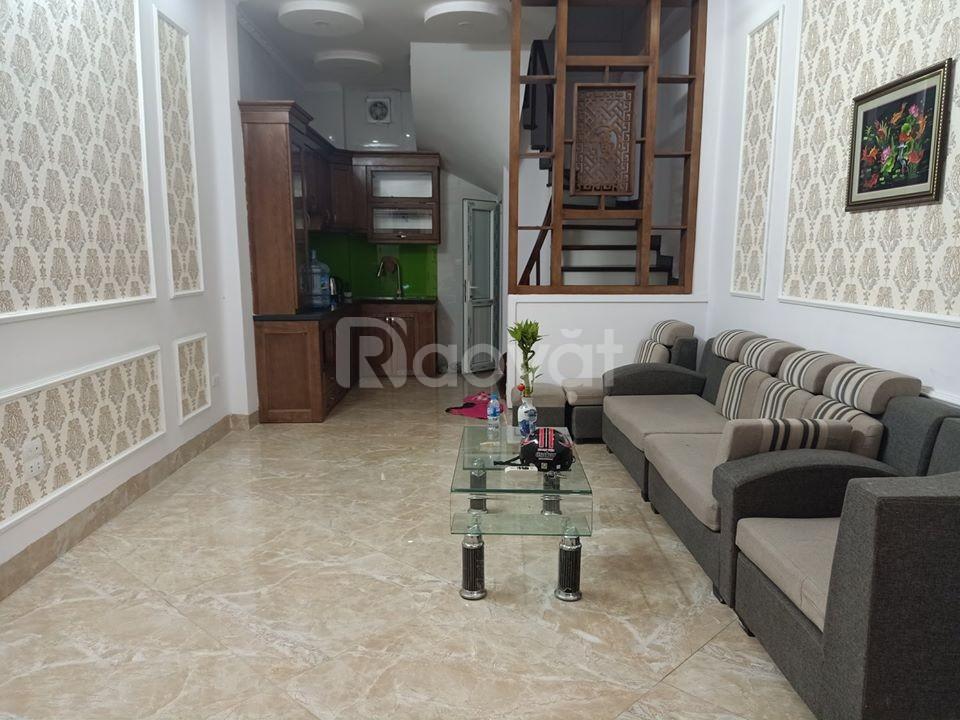 Bán nhà mới đẹp - Đội Cấn - Ba Đình,  40m2x5T